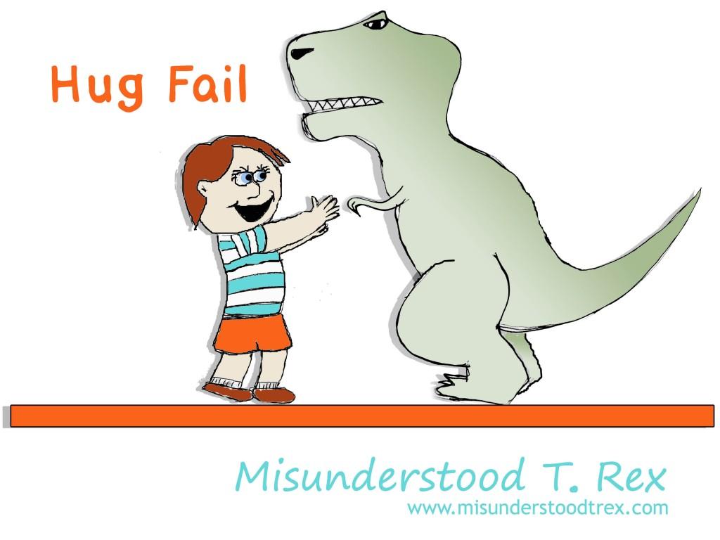 FAIL Blog - t rex - Epic FAILs funny videos - Funny Fails